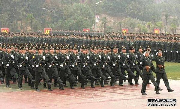 中国最著名的十大军事院校排行榜出炉